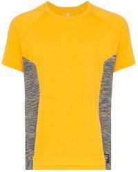 adidas X Missoni Paneled T-shirt - Yellow
