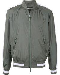 Emporio Armani - ボンバージャケット - Lyst