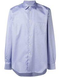 Junya Watanabe - Eye Collection Plain Shirt - Lyst