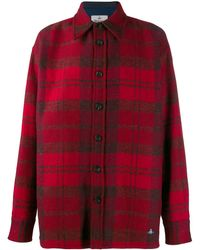 Vivienne Westwood - チェック シャツジャケット - Lyst