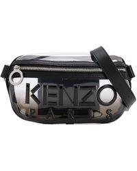 KENZO Поясная Сумка Kombo - Черный
