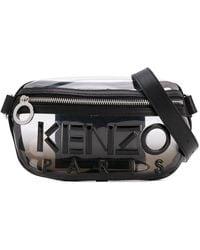 KENZO Kombo ベルトバッグ - ブラック