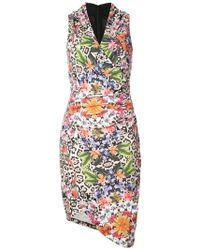 Nicole Miller - Stefanie Dress - Lyst