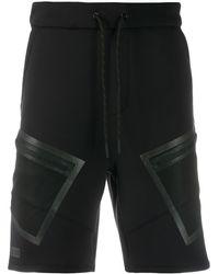 Dyne Renzo Running Shorts - Black
