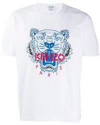 KENZO タイガー Tシャツ - ホワイト