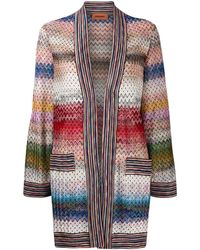 Missoni Striped Knitted Top - Multicolour