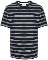 Norse Projects Gestreiftes T-Shirt - Mehrfarbig