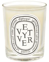 Diptyque Vetyver Scented Candle (190g) - Brown