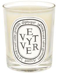 Diptyque Vetyver キャンドル - ブラウン