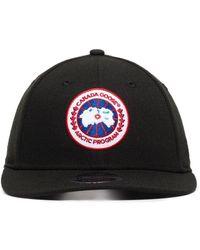 Canada Goose Бейсбольная Кепка - Черный