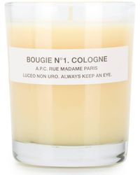 A.P.C. Bougie No1 Candle - Natural