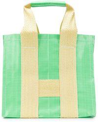 Comme des Garçons Shopper Tote Bag - Green