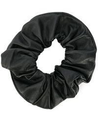 Manokhi Scrunchie - Black