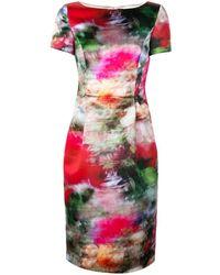 Adam Lippes All-over Print Dress - Multicolour