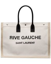 Saint Laurent リヴ・ゴーシュ トートバッグ - マルチカラー