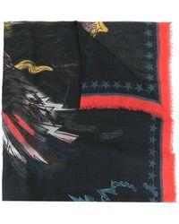 Zadig & Voltaire Kerry Eagle スカーフ - マルチカラー