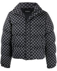 MISBHV ロゴ パデッドジャケット - ブラック