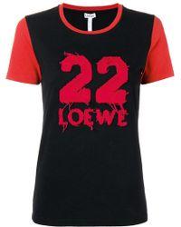 Loewe - 22 Knit Jumper - Lyst