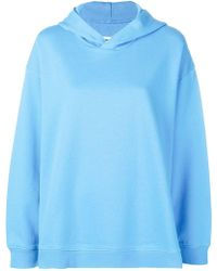 MM6 by Maison Martin Margiela - Classic Oversized Hoodie - Lyst