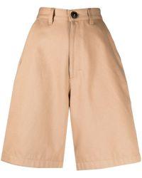 AMI Shorts al ginocchio - Neutro