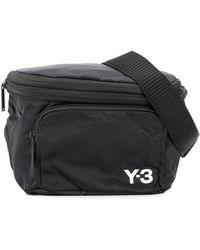 Y-3 キャンバスバッグ - ブラック