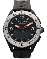 Alpina - アルパイナー スマートウォッチ 45mm - Lyst