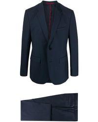 HUGO Tailored Two Piece Suit - Blue