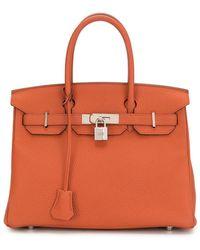 Hermès 2016 Pre-owned Birkin 30 Hand Bag - Multicolour