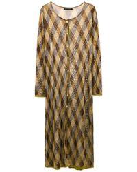 Cecilia Prado - Marília Knit Coat - Lyst