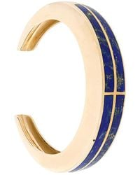 Pamela Love Inlay Cuff Bracelet - Metallic