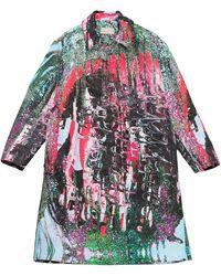 Christopher Kane Mindscape シングルコート - ピンク