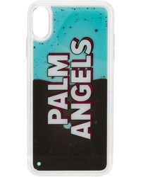 Palm Angels Iphone Xs Hoesje Met Logoprint - Meerkleurig
