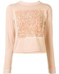 Maisie Wilen T-shirt YS104 - Marrone