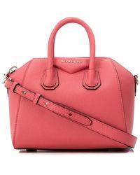 Givenchy Mini sac à main Antigona - Rose
