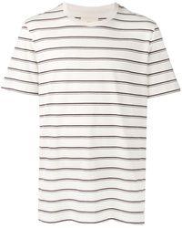Folk ストライプ Tシャツ - マルチカラー