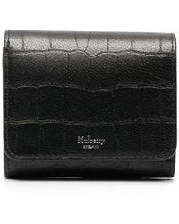 Mulberry French 長財布 - ブラック