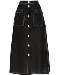 Maryam Nassir Zadeh スカート - ブラック
