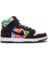 Nike Sb Dunk High スニーカー - ブラック
