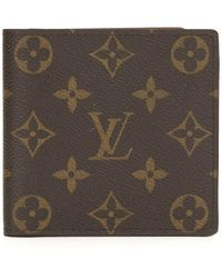 Louis Vuitton - Бумажник Marco 2008-го Года - Lyst