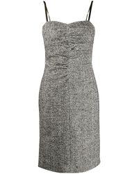 N°21 - ヘリンボーン ドレス - Lyst