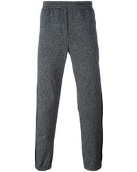 Tim Coppens - 'lux' jogger Trousers - Lyst