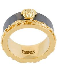 5614933de6 Anelli da uomo di Versace a partire da 41 € - Lyst