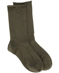 Brunello Cucinelli - Raw Cuff Socks - Lyst