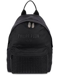 Philipp Plein Рюкзак С Заклепками - Черный