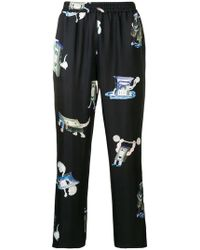 Soulland - Toast Trousers - Lyst