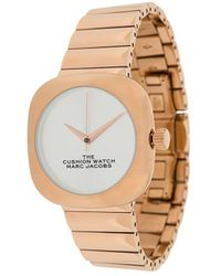 Marc Jacobs The Cushion Watch - Metallic