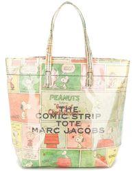Marc Jacobs コミック ハンドバッグ - マルチカラー