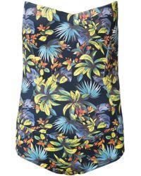 Amir Slama - Printed Swimsuit - Lyst