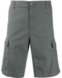 Carhartt WIP Knee-length Bermuda Shorts - Gray