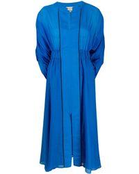 Zeus+Dione Rhea ドレス - ブルー